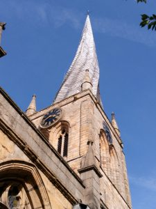 Crooked Spire Chesterfield District